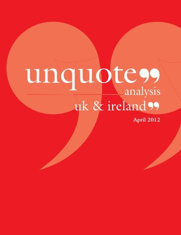 digital edition of UK & Ireland unquote
