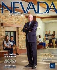 Summer 2012 - University of Nevada, Reno