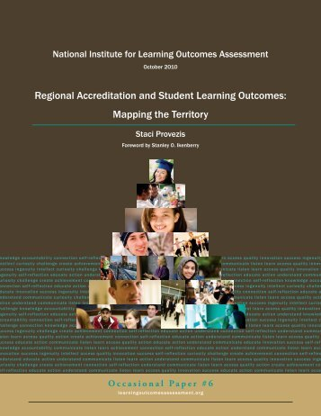Regional Accreditation and Student Learning Outcomes - National ...