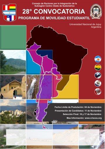 información… - Universidad Nacional de Río Cuarto