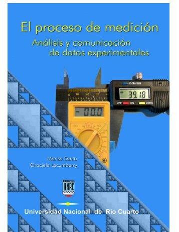 El proceso de medición - Universidad Nacional de Río Cuarto