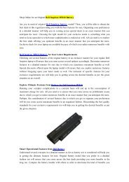 Shop Online for an Original Dell Inspiron M5010 Battery.pdf