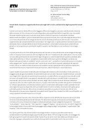 Veicoli ibridi: situazione e opportunità di mercato negli - ETH Zurich ...