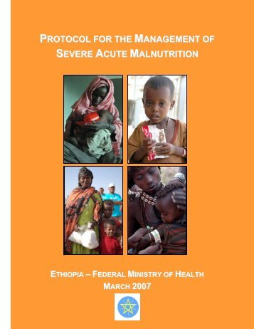 protocol for the management of severe acute malnutrition ... - UNSCN