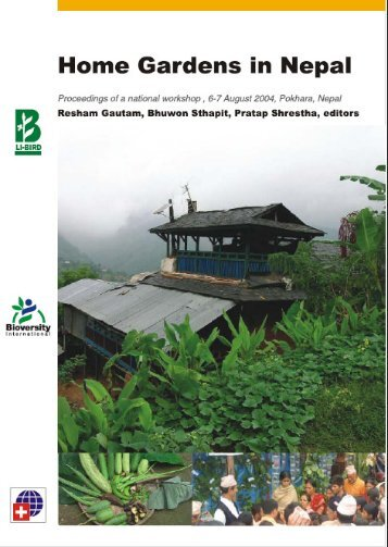 Home Gardens in Nepal - UNSCN