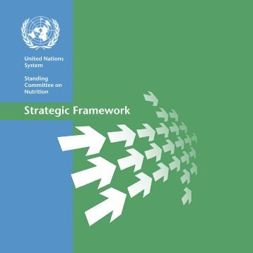 SCN Strategic Framework 2006-2010 - UNSCN
