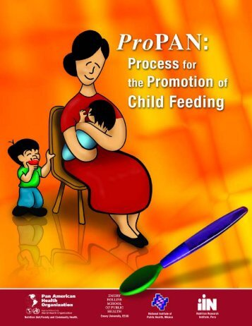 ProPAN: Process for the Promotion of Child Feeding - UNSCN