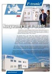 F-tronic 2012 (PL)