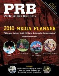2010 MEDIA PLANNER