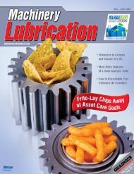 Machinery Lubrication May June 09 - Ecn5.com