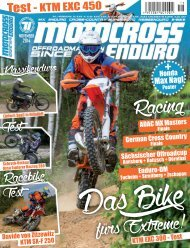 Motocross Enduro 11/2014 - Free Version