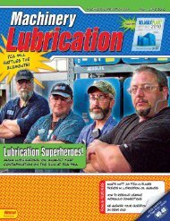 Machinery Lubrication May - June 2010 - Ecn5.com