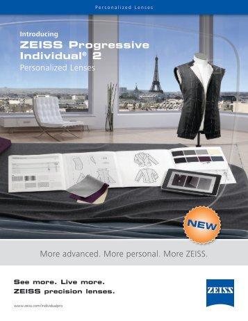 ZEISS Progressive Individual® 2 - Robertson Optical Laboratories