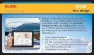 NEW lens design - Robertson Optical Laboratories