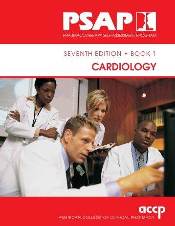 seventh edition book 1 cardiology - ACCP