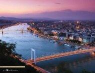 Illuminated view of Budapest, capital of Hungary - AMA Waterways