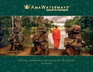 vietnam, cambodia & the riches of the mekong - AMA Waterways
