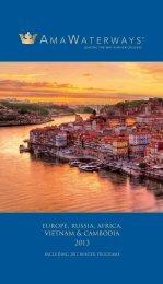 view AMA Waterways 2013 Brochure