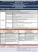 Programme Schedule -Sconf2011 V13 - Jsr-iimt.in - Page 2
