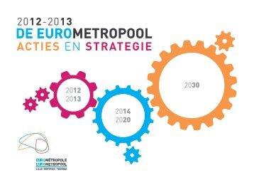 De Eurometropool. Acties en strategie
