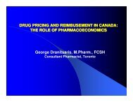 Drug A - Licensing Executives Society USA and Canada