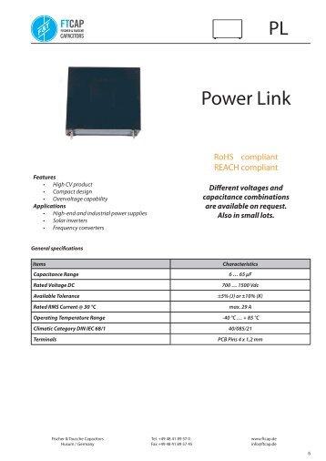 PL Power Link