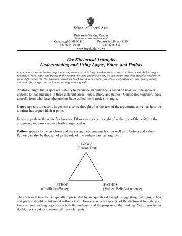 5 Ethos Pathos Logos Informationpdf Miami Arts Charter School