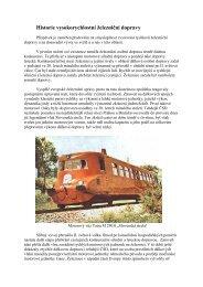 Historie vysokorychlostní železniční dopravy - Vysokorychlostní tratě
