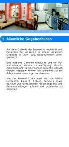 adaption - Kommunalunternehmen Kliniken und Heime des Bezirks ... - Seite 6