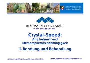 Crystal-Speed: - Kommunalunternehmen Kliniken und Heime des ...