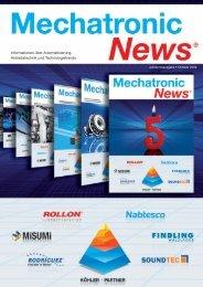Mechatronik-News-Ausgabe-11-Oktober-2009 - Köhler + Partner