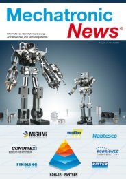 Mechatronik-News-Ausgabe-5-April-2009 - Köhler + Partner