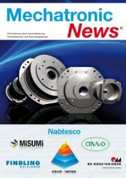Mechatronic-News-Ausgabe4-April-2010 - Köhler + Partner