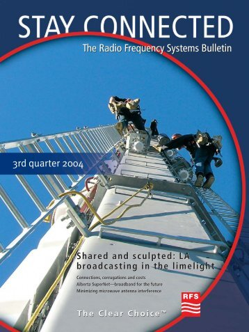 The Radio Frequency Systems Bulletin