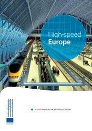 High-speed Europe - European Commission - Europa