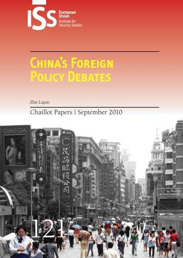 China's Foreign Policy in the New Era of Globalization