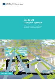 Intelligent transport systems - Eurosfaire