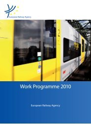 Work Programme 2010