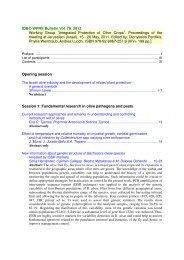 Estevão et al 2012 IOBC-WPRS Bulletin