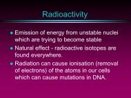 Radioactivity - ESA