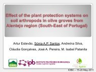 Effect of the plant protection systems on soil and canopy arthropods ...