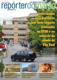 Intercâmbio luso-brasileiro tem forte impacto económico na UTAD e ...
