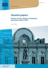 Taxation papers