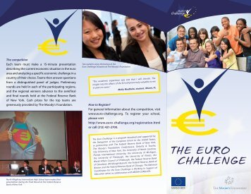For general information about the competition, visit www.euro ...