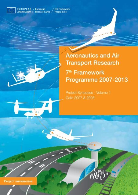 Aeronautics and Air Transport Research 7th Framework Programme
