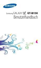 Benutzerhandbuch - 1&1 Hilfe Center