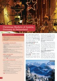 Christmas Markets of Austria, Germany & Switzerland - Chan Brothers