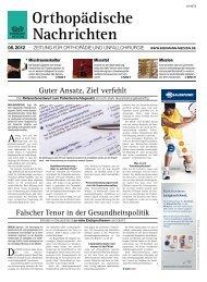 Leseprobe - Biermann Medien Gruppe für Medizin