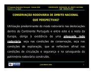CONSERVAÇÃO RODOVIÁRIA DE ÂMBITO NACIONAL QUE ... - CRP
