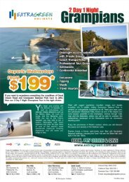 Download Brochure - Extragreen Holidays